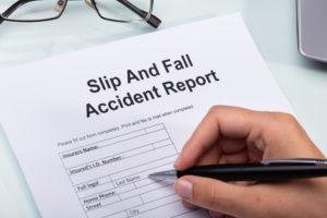 Slip and Fall Lawyer Peoria, AZ